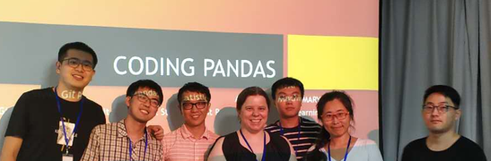 ACARMAR 2018 Data Science Group. Coding Pandas